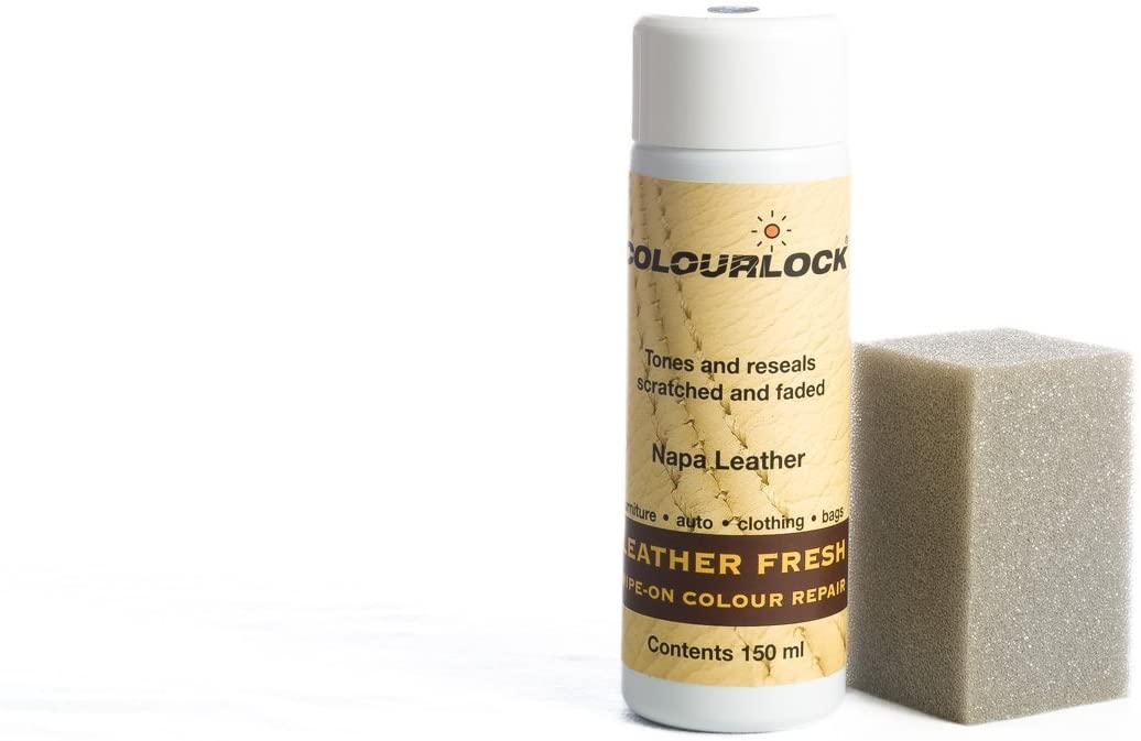 COLOURLOCK Leather Dye for LaZboy Leather Furniture 150ml-Grey A