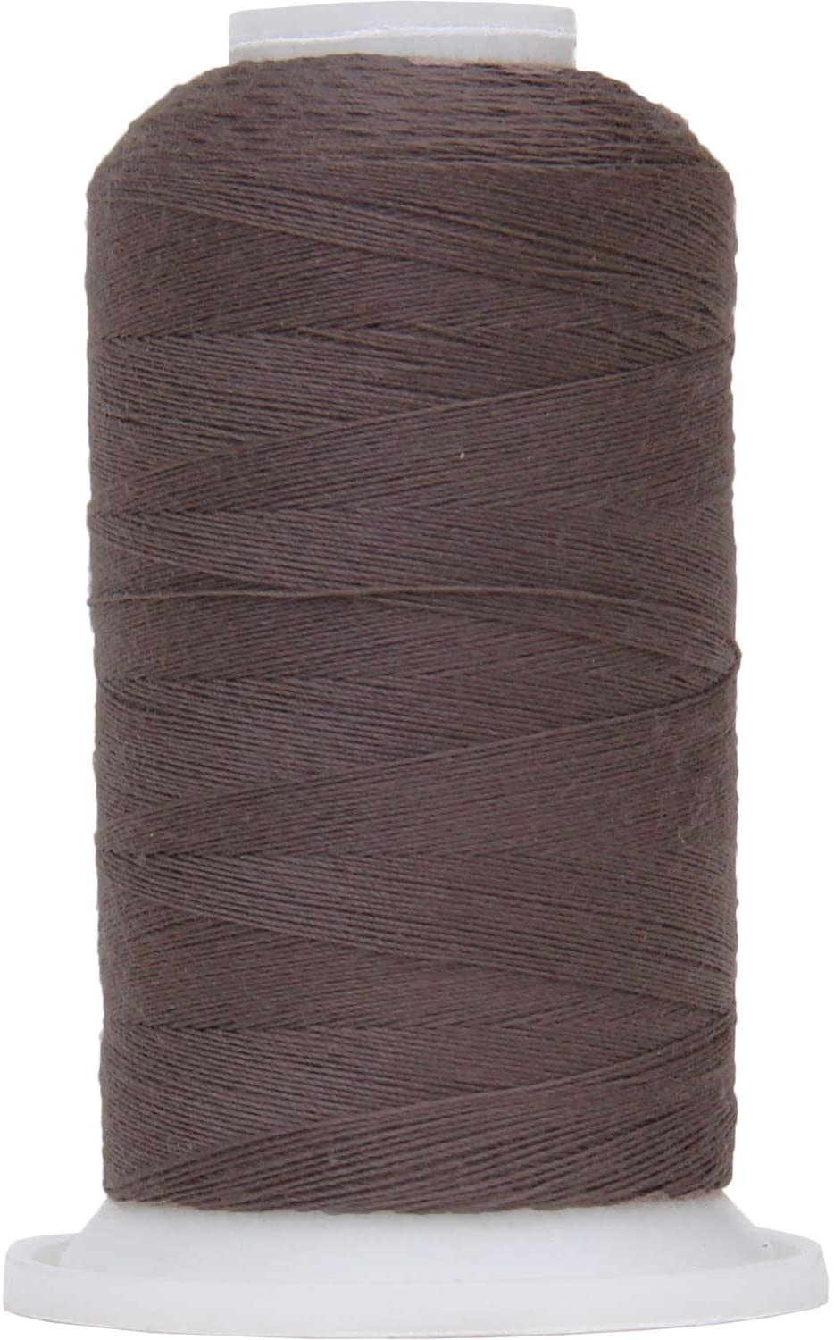 Threadart Polyester All-Purpose Sewing Thread - 600m - 50S/3 - Taupe