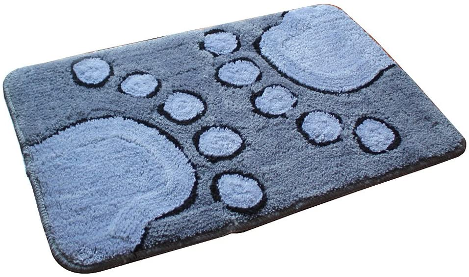 PANDA SUPERSTORE Lovely Non-Slip Doormat Absorbent Room Mat Decor Rug Bedroom Carpet,15.523.5