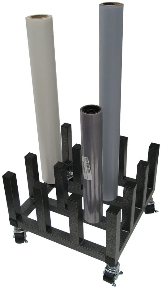 Laminating Roll Storage Caddy (16 Roll Capacity)