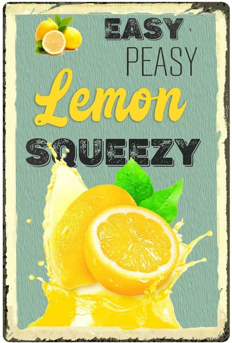 Wall Art (Sweet and Sour Lemon) for Kitchen Canvas Prints Artwork Restaurant Wall Decoration Modern Life Wall Decoration Bar Home Decoration Project
