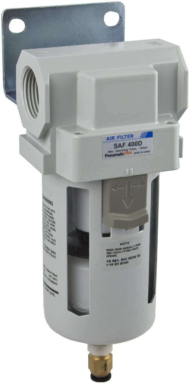 PneumaticPlus SAF400-N06BD Compressed Air Filter 3/4