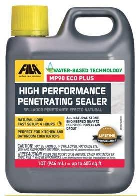 FILA Eco Plus Penetrating Sealer (MP90) Water-based 1 QT