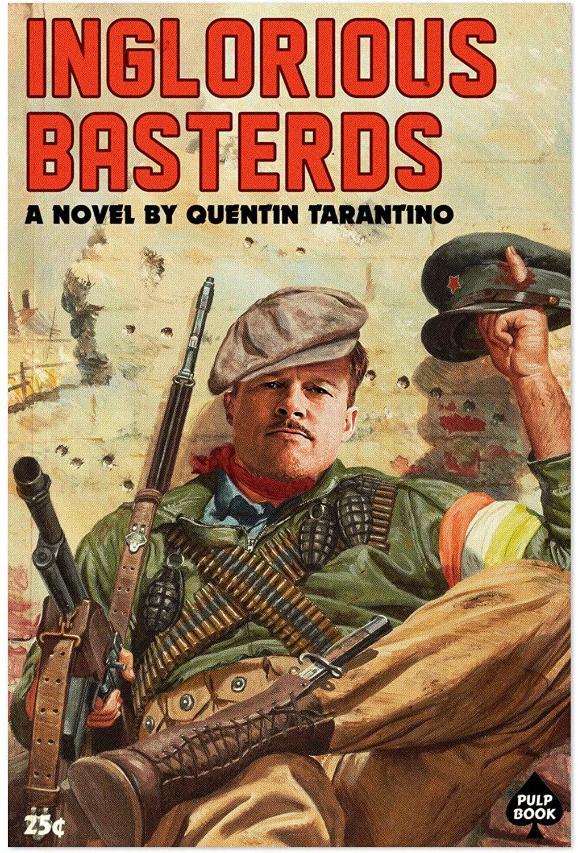 Noir Gallery Quentin Tarantino Vintage Movie 5 x 7 Unframed Art Print/Poster