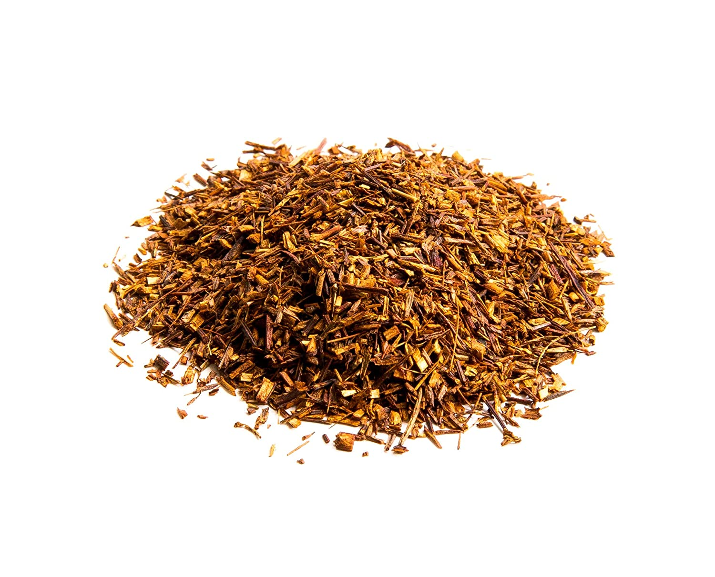 Shangri-La Tea Company Loose Leaf Tea, Rooibos Caramel 8 Oz