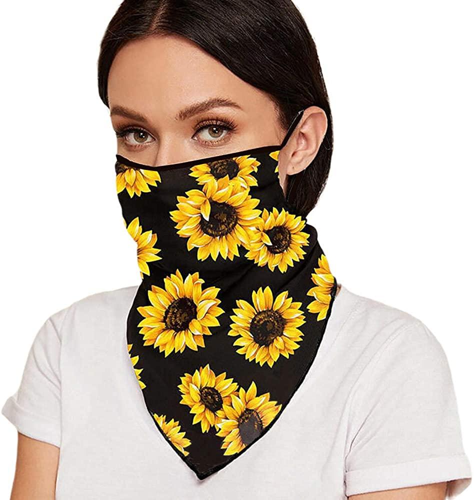 Independence Day Earloop Face Veil Neck Gaiter Headwear Face Sun Facemask Magic Scarf Bandana Balaclava Men Women