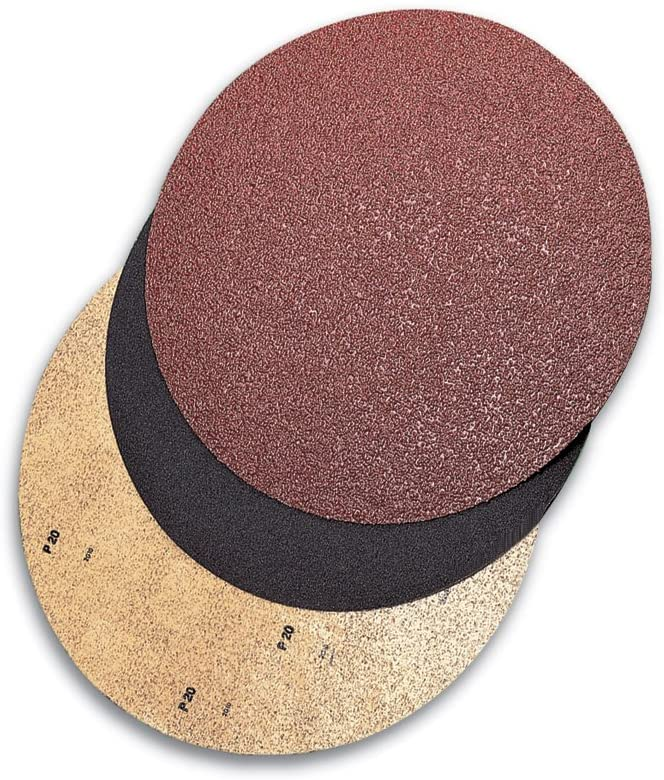 Mercer Industries 44816060 Silicon Carbide Floor Sanding Disc, Double Sided, 16