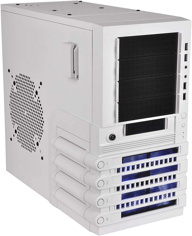 Adamant Custom VR Ready Liquid Cooled Gaming Desktop Computer Intel X299 i9 10900X 3.7GHz 32Gb DDR4 RAM 5TB HDD 1TB SSD 850W PSU Wi-Fi Geforce RTX 2080 Ti 11Gb