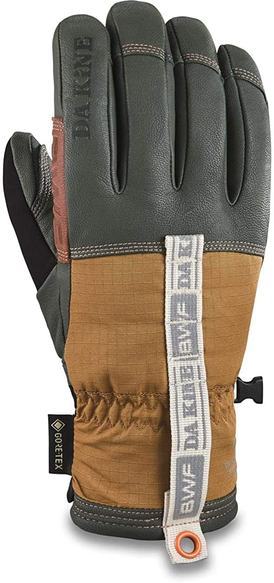 Dakine Mens Bryan Fox Team Maverick Gore-Tex Snowboard and Ski Gloves