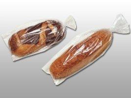 6 X 28 + 1 1/2 LP 1 Mil Polypropylene Micro-Perf Plastic Bread Bag (1,000 Bags) - Elkay Plastics PPF-0628M