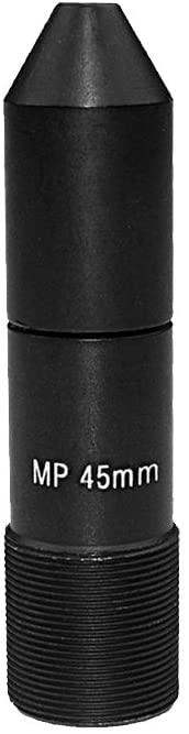 OWSOO HD 2.0 Megapixel 45mm Pinhole CCTV Lens M12 Mount MTV Board Lens Image Format 1