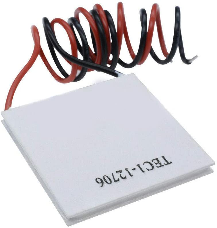 Gump's grocery TEC1-12706 Heatsink Thermoelectric Cooler Cooling Peltier Plate Module 60W 12V