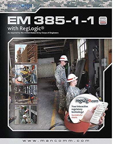 Code Book, EM 385-1-1 USACE Regulations
