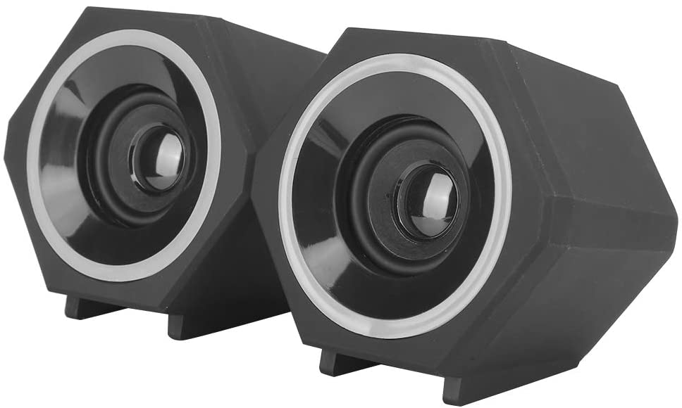 Taidda- Audio Speakers ABS Material PC Speakers, Desktop PC