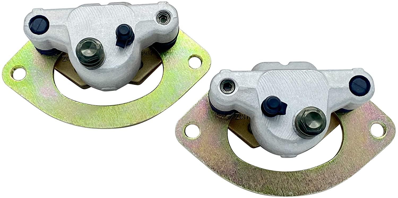 Rear Left Right Brake Caliper Assembly for Polaris Scrambler 1000 XP Sportsman 550 X2 850 High Lifter 1000 High Lifter 1000 High Lifter XP 1000 Touring 1000 XP 1000 Touring XP 1911301 1911302