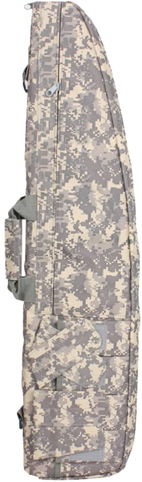 Aneil Sling Backpack Camouflage Bag Thickening for Outdoor Fishing, Hiking 3.3 FT with 4 Back Pocket