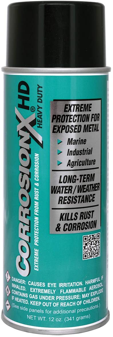 CorrosionX Heavy Duty, 12 oz. Aerosol, CASE OF 12 (90104-C)