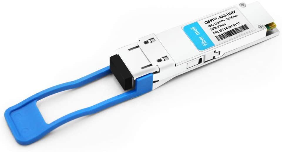 40G QSFP for Cisco QSFP-40G-UNIV Compatible 40GBASE-UNIV QSFP+ 1310nm 2km LC SMF DDM Optical Transceiver Module