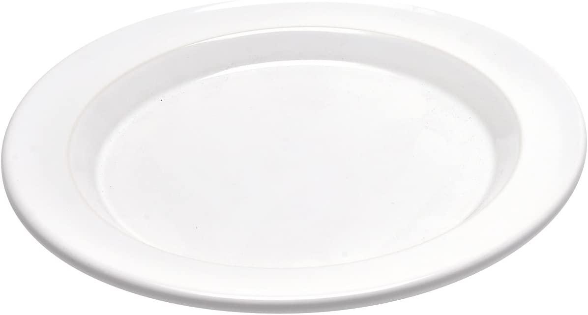 Emile Henry Nougat Salad Dessert Plate 8 Set of 4