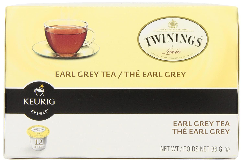 Twinings Earl Grey - Pack of 12