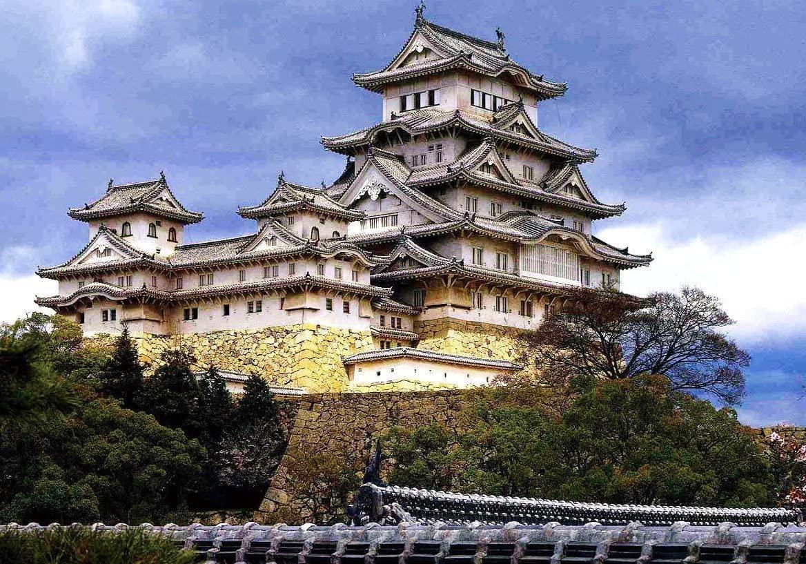 50028 1/300 Himeji Castle World Culture Heritage