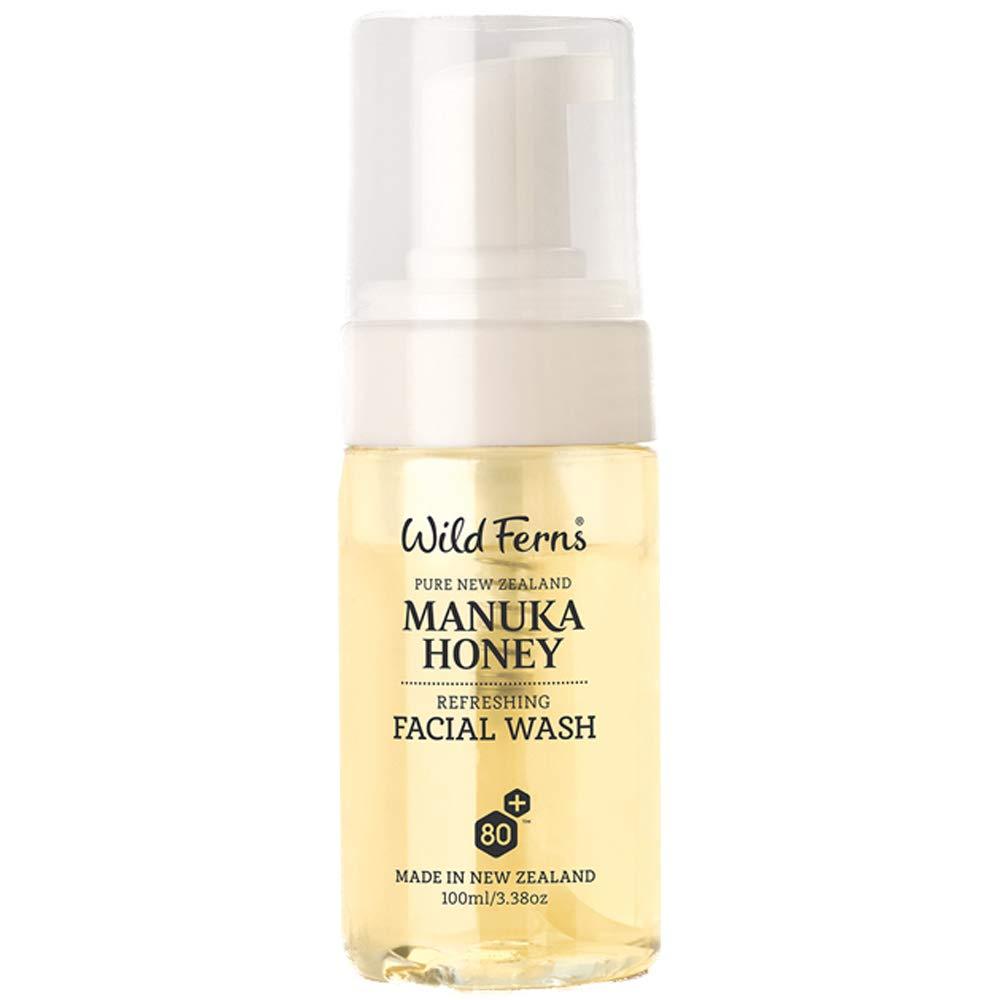 Wild Ferns Manuka Honey Refreshing Facial Wash