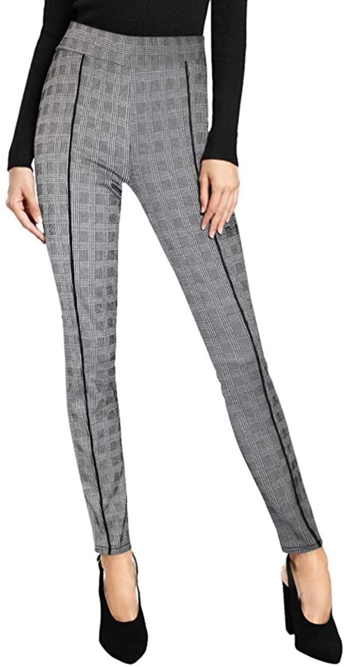 Hybrid & Company Women Super Comfy Stretch Pull On Pants