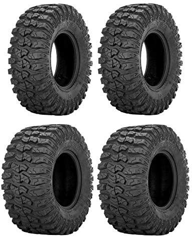 Complete Set: Sedona Rock-A-Billy Tires (Front & Rear - 26 x 9 x 12/26 x 11 x 12) - 2014-2019 Kawasaki 800 Teryx