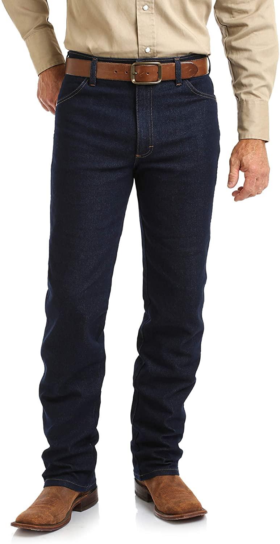 Wrangler Men's Cowboy Cut Active Flex Original Fit Jean