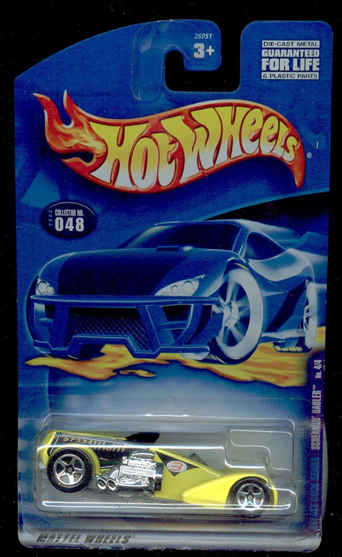 Hot Wheels 2000-048 Screamin' Hauler 4/4 Secret Code Series 1:64 Scale