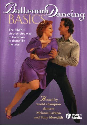 BALLROOM DANCING BASICS DVD