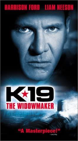 K-19 - The Widowmaker [VHS]