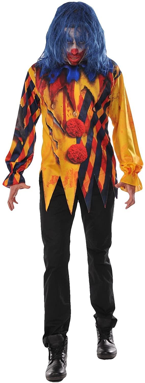 Rubie's Costume Co. Men's The Killer Clown Costume