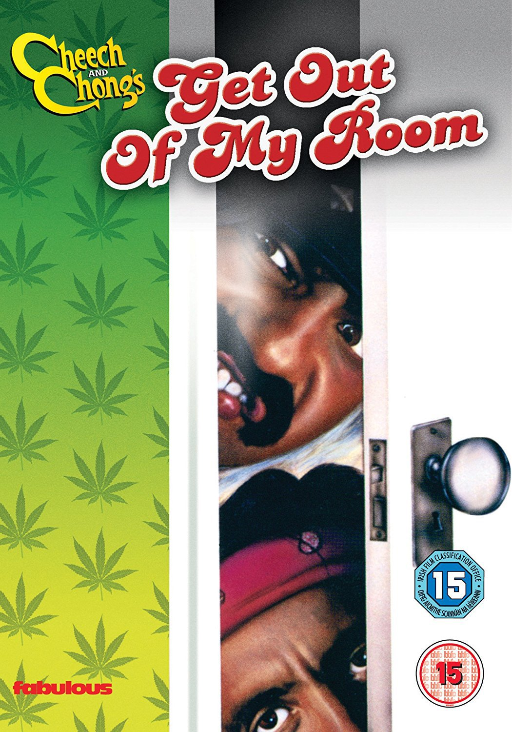 Cheech and Chong: Get Out of My Room [Region 2]