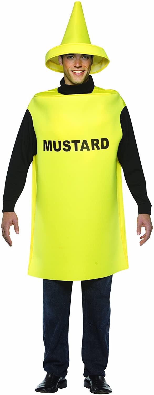 Rasta Imposta Lightweight Mustard Costume